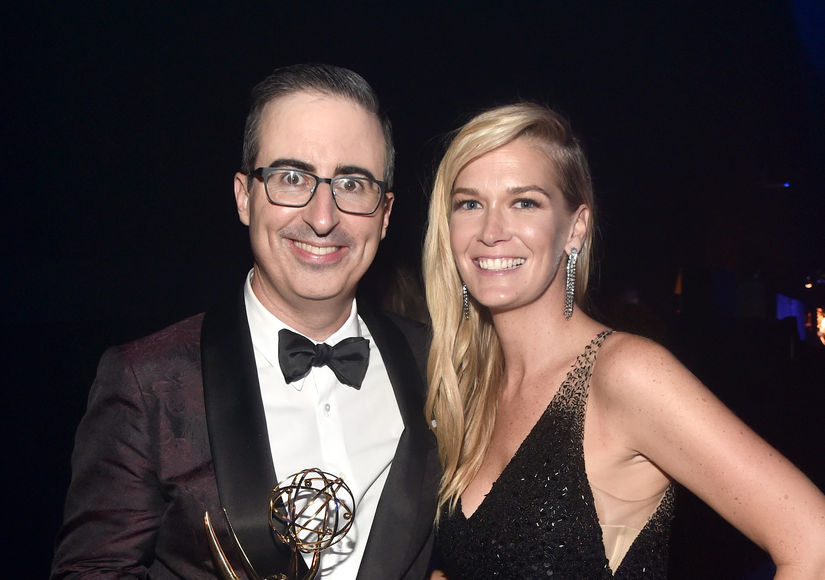 John Oliver Secretly Welcomes Baby #2 with Wife Kate Norley