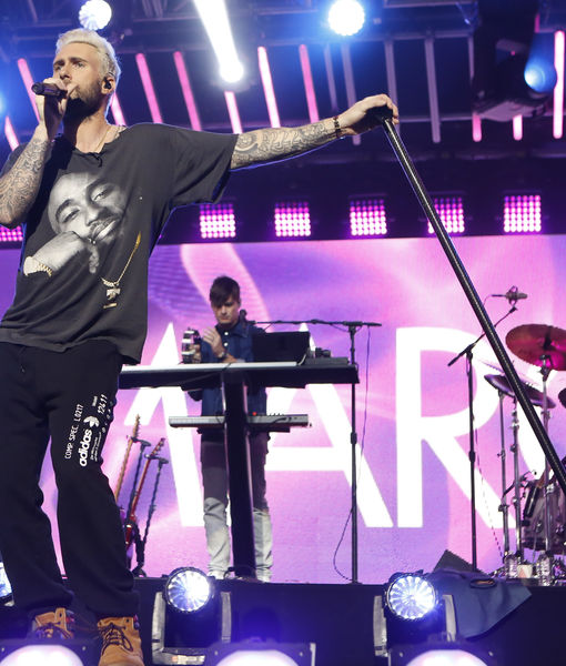 Report: Maroon 5 Will Perform at 2019 Super Bowl Halftime Show