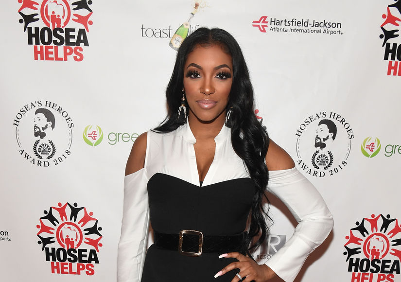 Surprise! Reality Star Porsha Williams Pregnant with First Child