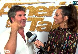 Simon Cowell Dishes on 'Amazing' Song Garth Brooks Wrote for 'AGT'…