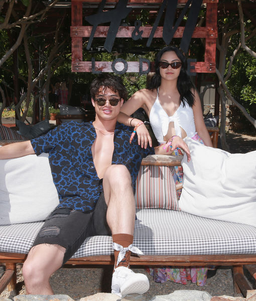Are 'Riverdale' Stars Camila Mendes & Charles Melton Dating?