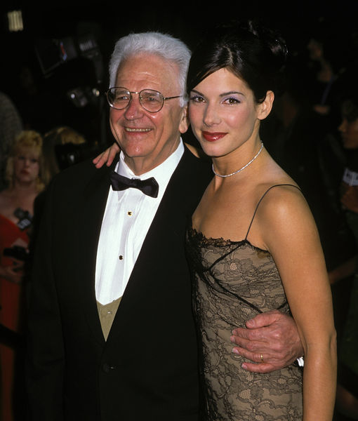Sandra Bullock's Dad Dead at 93