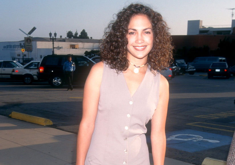 'Extra' Vault: Our First Interview with Jennifer Lopez from Almost 25 Years…