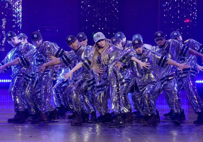 Watch! A Fashion Breakdown of Jennifer Lopez's 'All I Have' Vegas Costumes