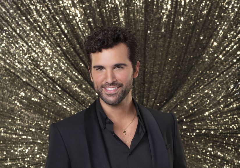 How Much Dancing Experience Does Juan Pablo Di Pace Have?