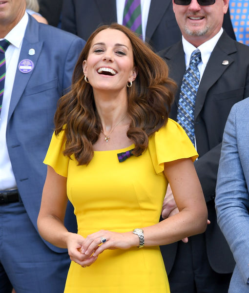 Rumor Bust! Kate Middleton Is Not Pregnant with Baby Girl