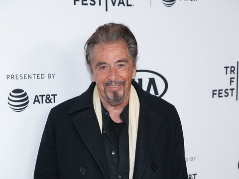 Al Pacino Is Dating Much Younger Actress — Who's the Lucky ...