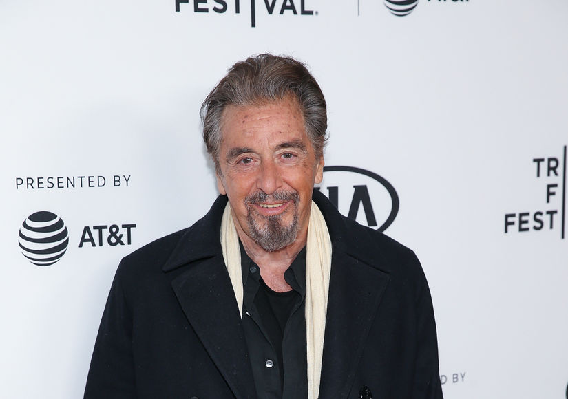 Al Pacino Is Dating Much Younger Actress — Who's the Lucky Lady?