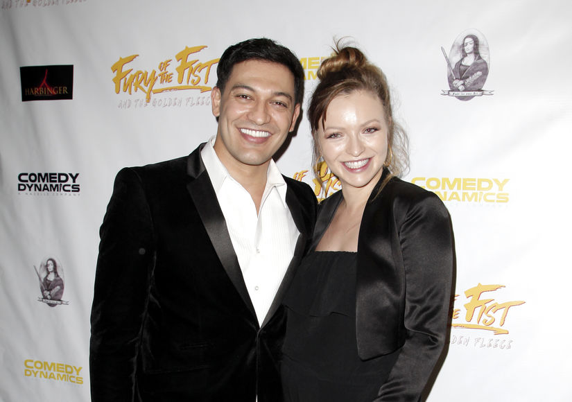 Francesca Eastwood Welcomes Baby Boy with a Very Strong Name