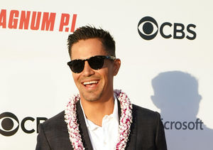 Has Jay Hernandez Met the Original Magnum?
