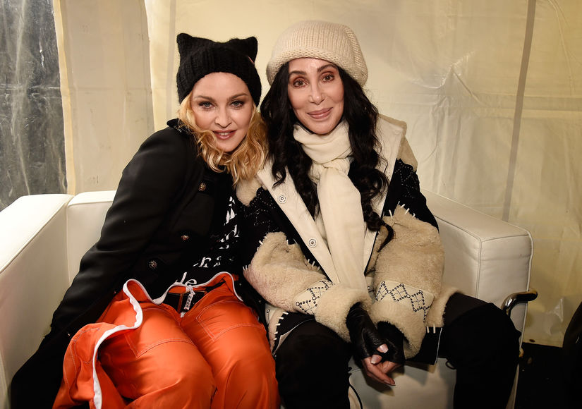 Cher Reignites Feud with Madonna — What Did She Say?