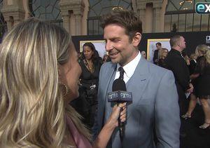 Bradley Cooper Sings to Baby Girl Lea & GF Irina Shayk