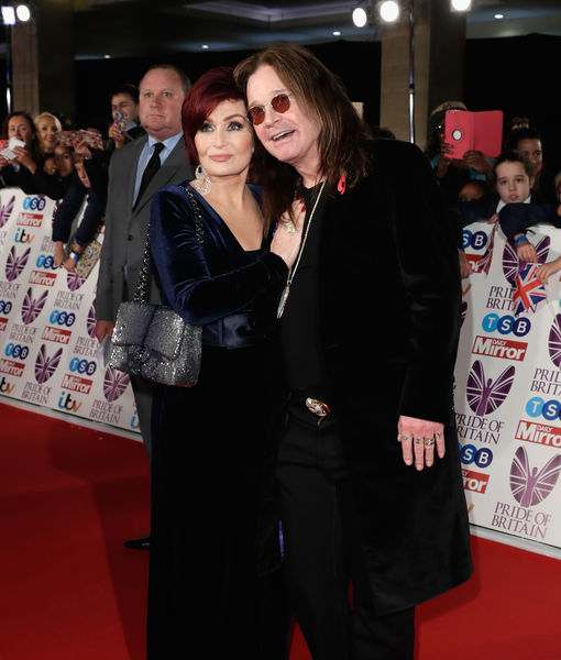 Sharon Osbourne's TMI Sex Confession About Ozzy Osbourne: 'He's Got a Problem'