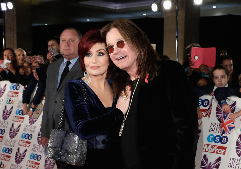 Sharon Osbourne's TMI Sex Confession About Ozzy Osbourne: 'He's Got a…
