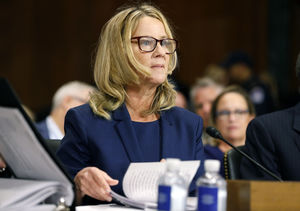 Hollywood Reacts to Christine Blasey Ford's Testimony at Brett Kavanaugh…
