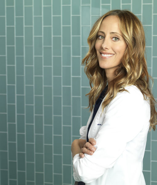 Kim Raver Talks 'Grey's Anatomy' Season Ending Early During COVID-19…