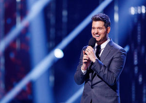 How Michael Bublé Balances His Family Life and World Tour, Plus: What Offends…