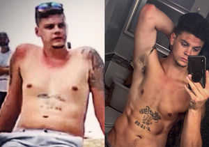 Total Transformation! Reality Star Tyler Baltierra Drops Shocking 43 Lbs.
