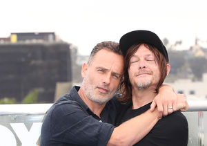 Why Andrew Lincoln's 'Walking Dead' Exit Was Tough on Norman Reedus,…