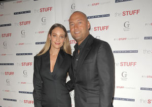 'Extra' Exclusive: Derek Jeter Hints Baby #2 is on the Way