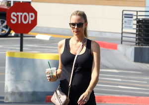 Engaged?! Eddie Murphy's GF Paige Butcher Spotted with Giant Sparkler