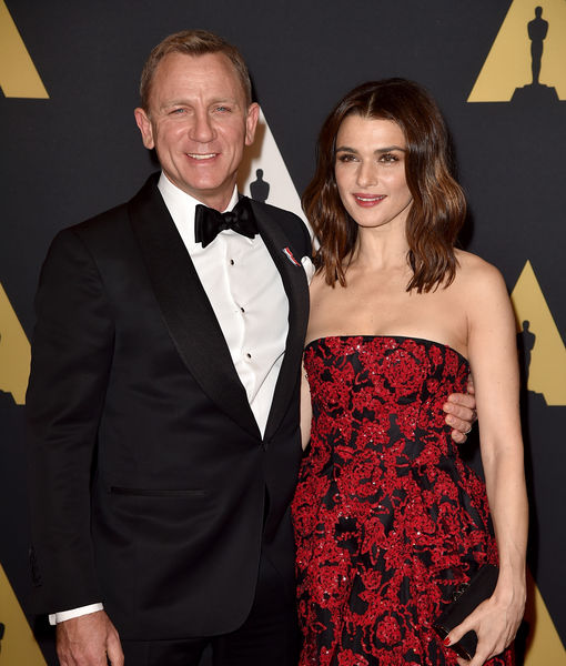 Rachel Weisz Welcomes Daniel Craig's Baby at 48