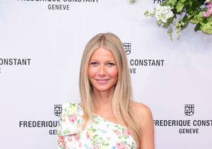 Gwyneth Paltrow & Brad Falchuk Attend Rehearsal Dinner