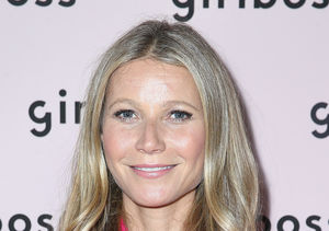 Gwyneth Reveals Her Wedding Ring!