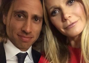 Gwyneth Paltrow & Brad Falchuk Are Married!
