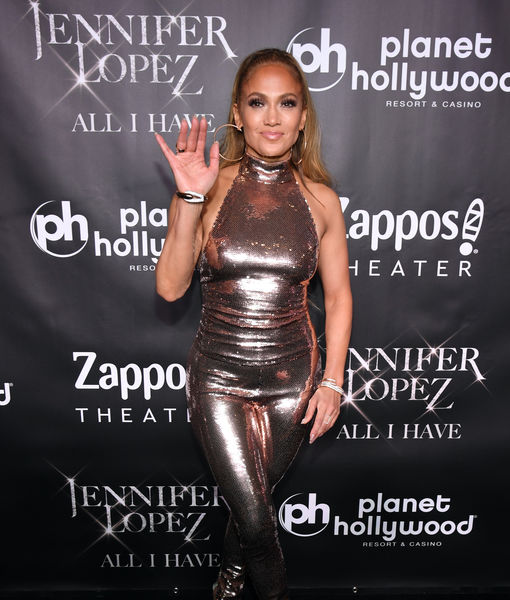 Jennifer Lopez's 'Very Emotional' Farewell to Las Vegas Residency