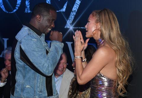 0baa27011c07 Jennifer Lopez s  All I Have  Las Vegas Residency Farewell Party ...