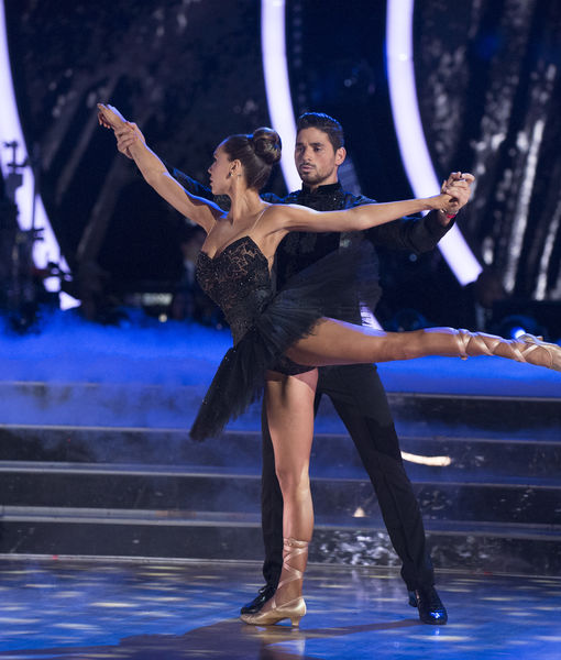 Alexis Ren Suffers 'Dancing with the Stars' Wardrobe Malfunction