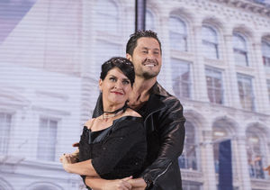 'DWTS' Injury! Val Chmerkovskiy Discusses Nancy McKeon's Painful Foot…
