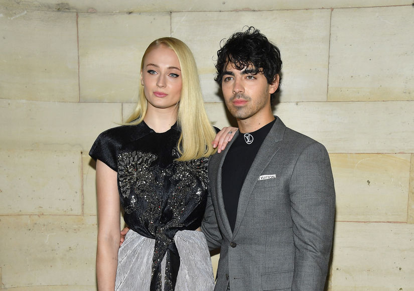 Joe Jonas Is Proud of Sophie Turner for Opening Up About Mental Health Struggles