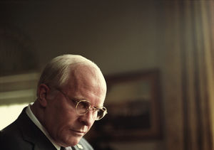 Watch! First Look at Christian Bale's Transformation into Dick Cheney