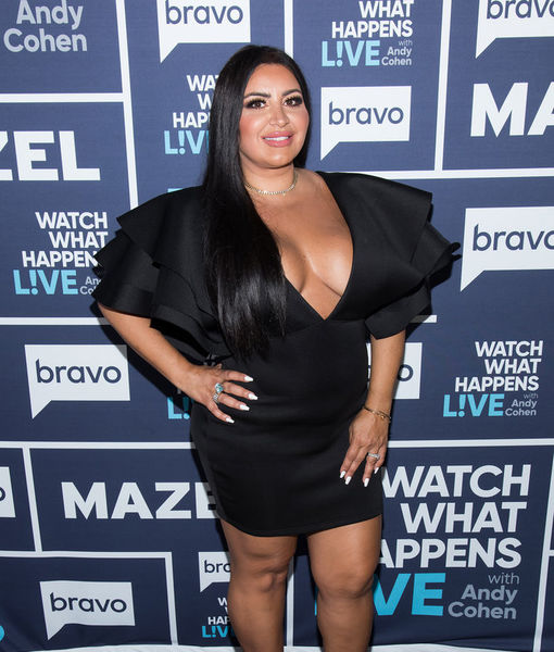"Reality Star Mercedes ""MJ"" Javid Pregnant with First Child at 44"
