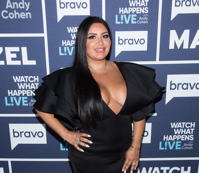 Reality Star Mercedes 'MJ' Javid Welcomes First Child at 46