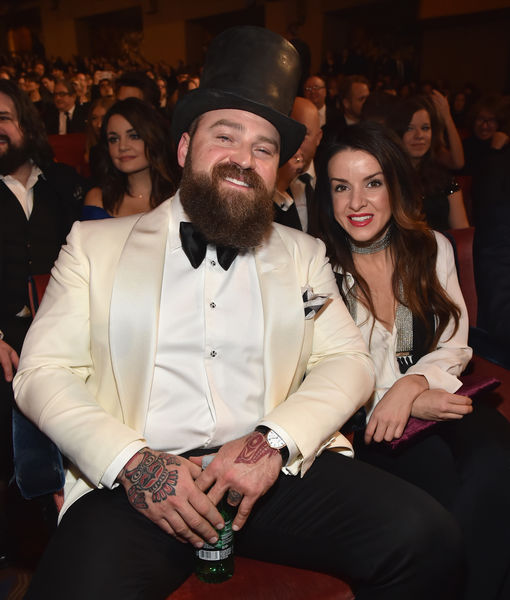 Zac Brown & Wife Shelly Split After 12 Years of Marriage