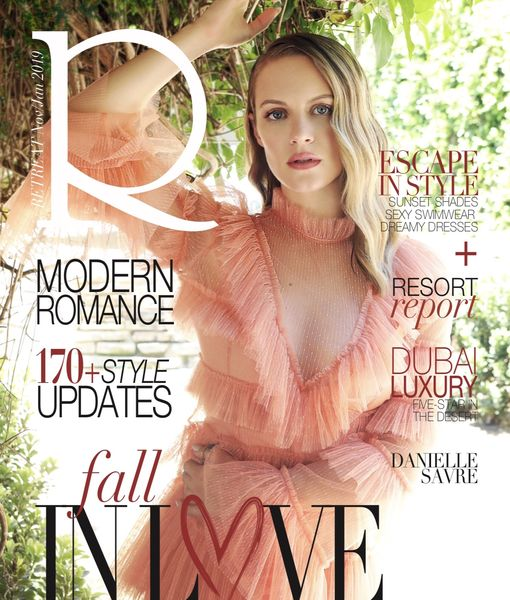 final danielle savre fall cover