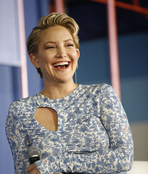 Kate Hudson Posts Pic of Her New Baby