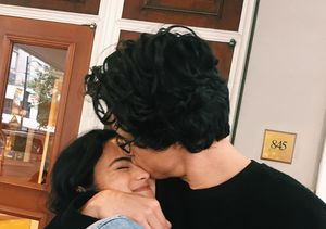 Pic! Camila Mendes & Charles Melton Make It Instagram Official