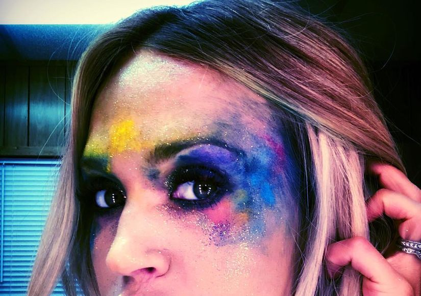 Carrie Underwood Shares Close-Up of Her Facial Scar, Plus: See New Pic of Her…