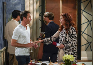 'Will & Grace' Spoiler Alert? Why Debra Messing Fell to the Floor