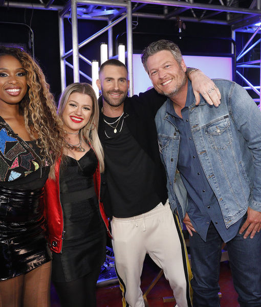 Kelly Clarkson Reveals Epic Nickname for Adam Levine & Blake Shelton