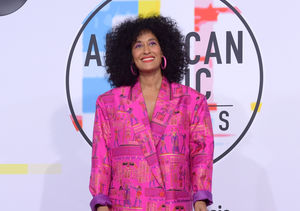 Tracee Ellis Praises Taylor Swift for Sharing Her Political Views