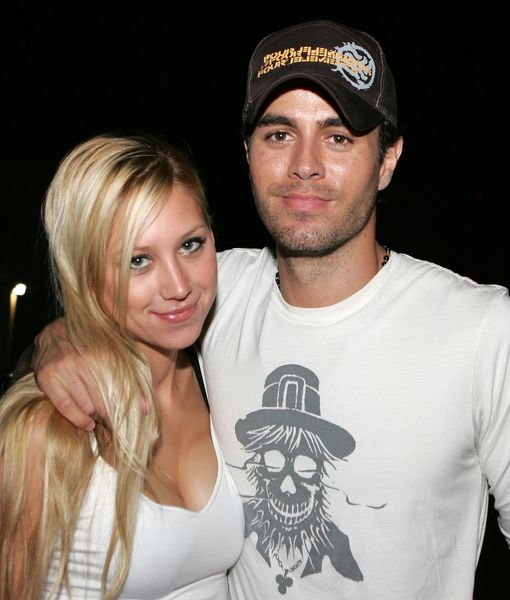 First Pics! Enrique Iglesias and Anna Kournikova Secretly Welcome Baby #3