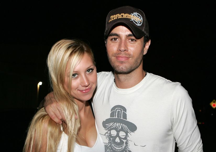 Enrique Iglesias Talks Sex with Anna Kournikova
