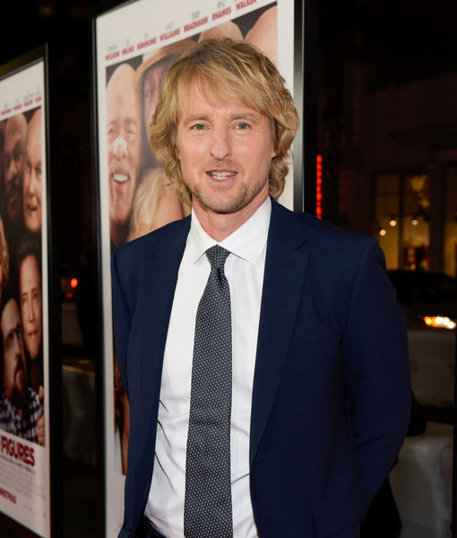 Owen Wilson Welcomes Baby #3