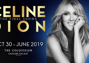 Win It! Two Tickets to Céline Dion's Residency in Las Vegas