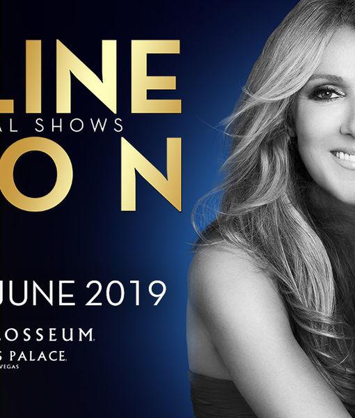 Win It! Two Tickets to Céline Dion's Residency in Las Vegas